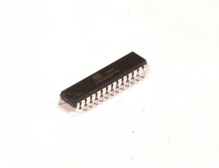 Atmega328 - microcontroller met Arduino UNO bootloader