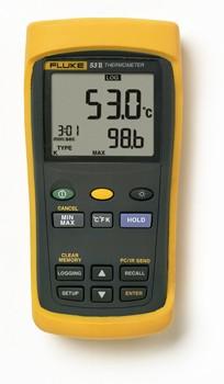 Thermometer met laboratoriumnauwkeurigheid