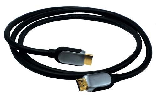 HDMI mannelijk <-> HDMI mannelijk - 0,75 meter
