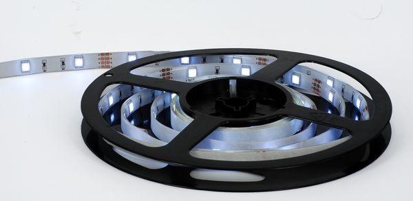 Flexibele ledstrip IP44 - Wit - 150 LEDs - 5 meter