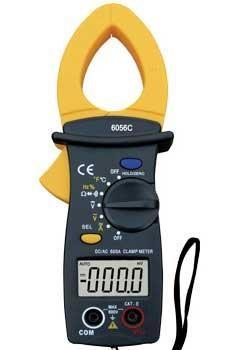 Digitale stroomtang  AC/DC tot 1000A