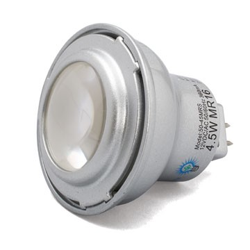Viribright Ledspot - MR16 60° 4,5W - Koud Wit (6000K)