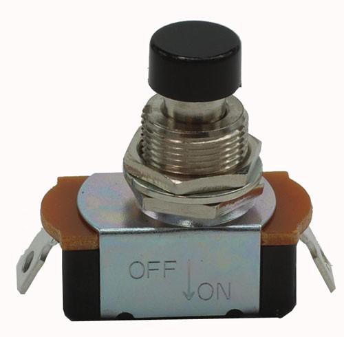 DS-003 Voetschakelaar Enkelp. (ON)-OFF 10A-125V / 6A-250V