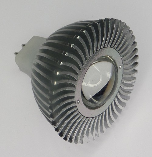 MR16 1x5W Warm white 12V