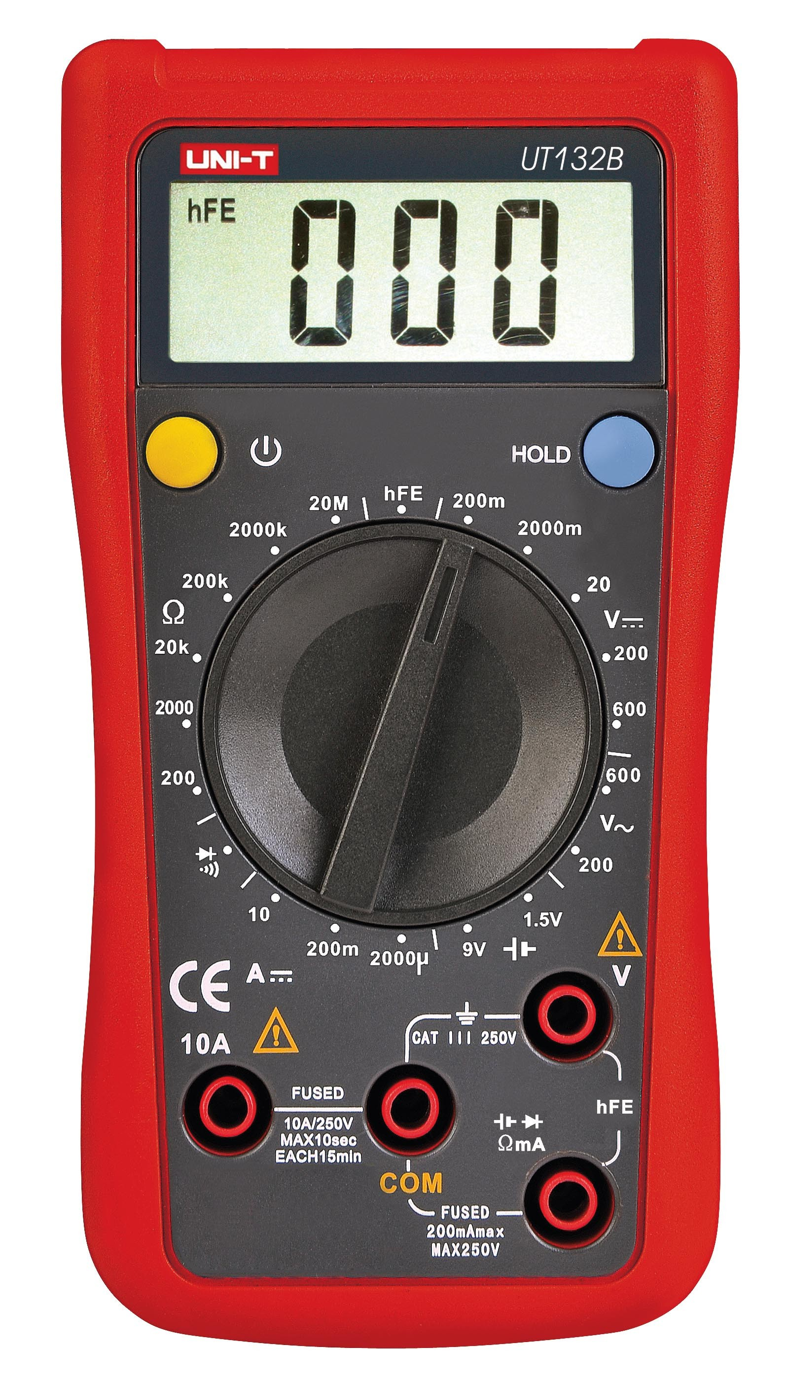 Digitale multimeter - compact
