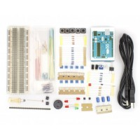 Kit workshop - basisniveau met Arduino UNO board