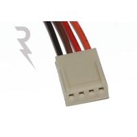 4-polige draadconnector - Vrouwelijk