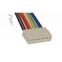 8-polige draadconnector - Vrouwelijk