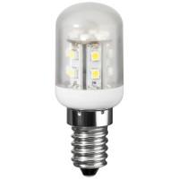 LED koelkastlamp 1,2Watt 80lm E14 230V