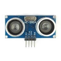 Ultrasone afstandssensor voor Arduino