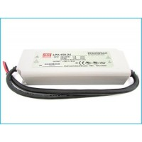Industriële LED voeding IP67 - Meanwell - 24V 150W