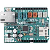 Arduino Ethernet shield 2 zonder PoE module