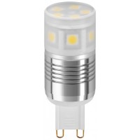 LED Compact Lamp, 3 W - Base G9, replace 25 W