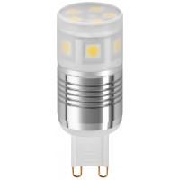 LED Compact Lamp, 3 W - Base G9, replace 25 W