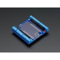 Proto shield met schroef connectoren voor Arduino R3