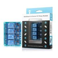 Relais module 4 kanaals voor Arduino & Raspberry Pi