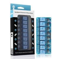 Relais module 8 kanaals voor Arduino & Raspberry Pi