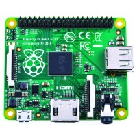 Raspberry Pi type A+ board