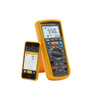 Multimeter met isolatietestfunctie tot 1000V