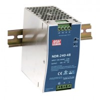 Industriële voeding voor DIN-RAIL Meanwell 24V 240W