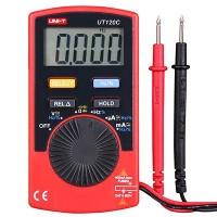 3 3/4 Digitale multimeter in zakformaat - auto range