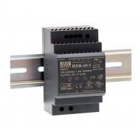 Industriële voeding voor DIN-RAIL - Meanwell - 12V 60W