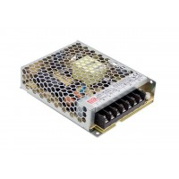 Compacte industriële voeding 100W 12V/ 8,5A / Meanwell.