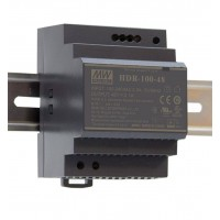 Compacte voeding voor DIN RAIL Meanwell 12V 100W HDR100