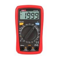 Handheld Digitale multimeter - Manual range - basismodel