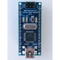 Arduino NANO met Atmega328 MCU.