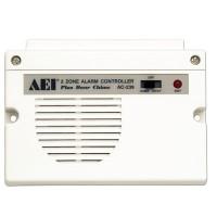 2 zone alarmcontroller met deurbel