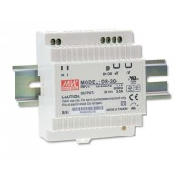 Industriële voeding voor DIN-RAIL - Meanwell - 24V 30W