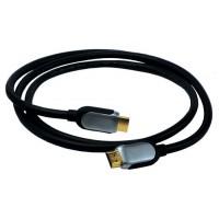 HDMI mannelijk  HDMI mannelijk - 0,75 meter