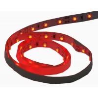 Flexibele ledstrip IP22 - Rood - 60 LEDs - 1 meter
