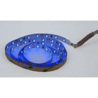 Flexibele ledstrip IP22 - Blauw - 60 LEDs - 1 meter