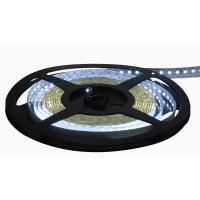 Flexibele LED strip 600 LEDs - Wit - 24V - IP22 - 5m