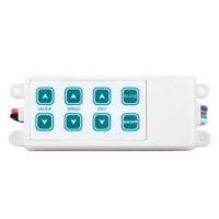 RGB-controller 12/24VDC - 6A/kanaal