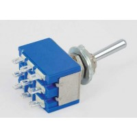 MS-500M Toggle Switch 3polig 6A-125V/3A-250V ON-ON