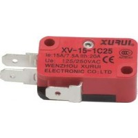 Microswitch zonder hendel (ON)-ON MS-001