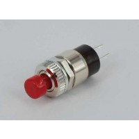 DS-102R Drukknop (ON)-OFF Rood 1A - 125VAC