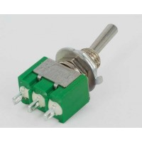 MS-550A -Toggle Switch Enkelp. ON-ON 3A-125V/1A-250V