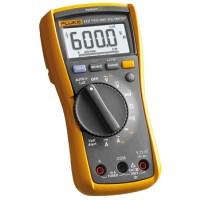 Multimeter voor algemene toep. Met contactloze spannings zoeker