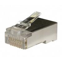 RJ45-stekker voor FTP Cat5e-kabel - 8/8