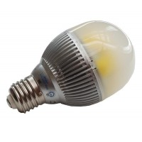 *** Viribright Ledlamp - E27 8W - Warm Wit - Dimbaar