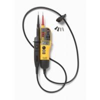 T- Voltage/Continuity Tester met LCD en schakelbare belasting