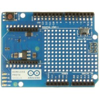 Arduino Wireless proto shield Tot 100ft indoor/300ft outdoor