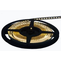 Flexibele LED strip 600 LEDs - Neutraal Wit - 24V - IP22 - 5m