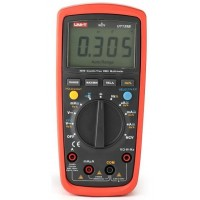 True RMS digitale multimeter auto range