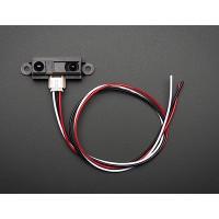 IR distance sensor met kabel (10cm-80cm) GP2Y0A21YK0F
