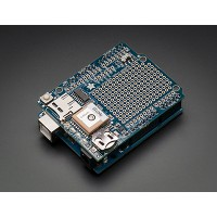 Adafruit Ultimate GPS logger shield - includes GPS module.